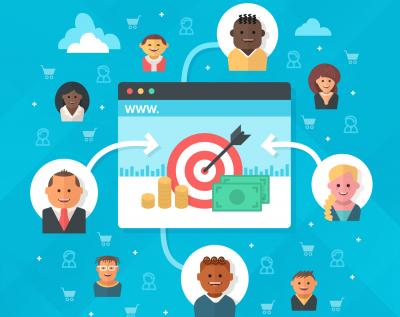 convert website visitors into customers